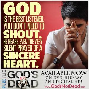 God is the best listener_n