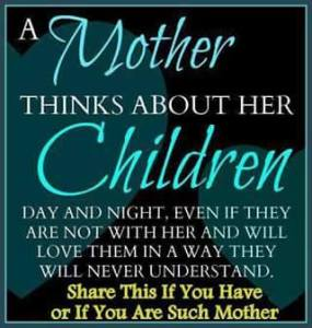 A mother's love_n
